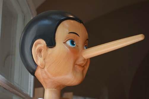 Etika laž