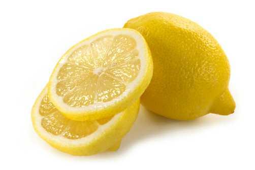 limun svježa biljka