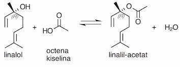linalil acetat