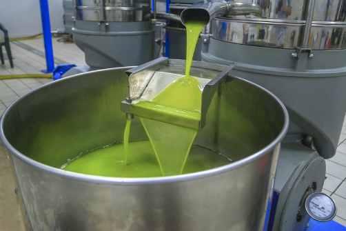tiještenje maslinovog ulja